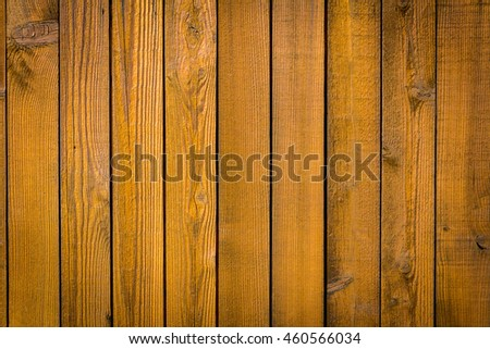 A yellowish brown wood panels for background