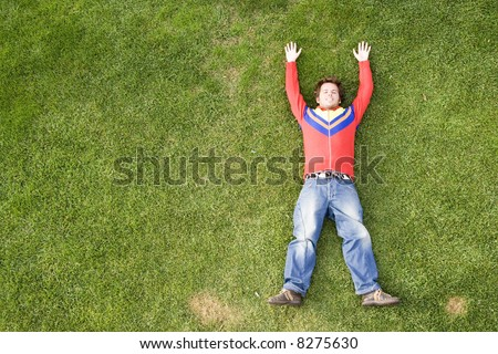 Person Laying Down Stock Images, Royalty-Free Images ...