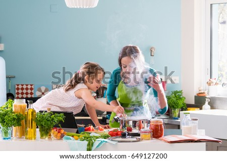 Steaming food stock images royalty free images vectors for Cloud kitchen beijing