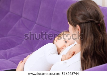 Breastfeeding Baby Stock Photos Royalty Free Images