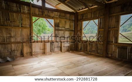Abandoned - stock photo