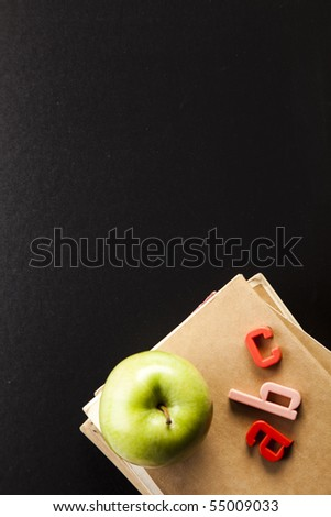 ABC,School and Education - stock photo