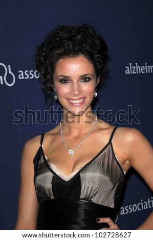 "Abigail Spencer at the 18th Annual ""A Night at Sardi's"" benefitting the Alzheimer's Association, Beverly Hilton, Beverly Hills, CA. 03-18-10"