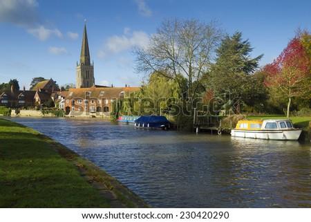 Abingdon - stock photo