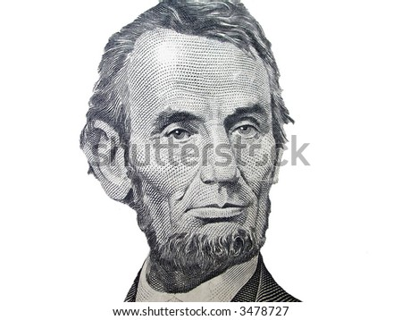 Abraham Lincoln - stock photo
