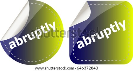 Abrupt Stock Images, Royalty-Free Images & Vectors ...