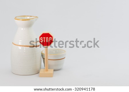 Abstinence - stock photo