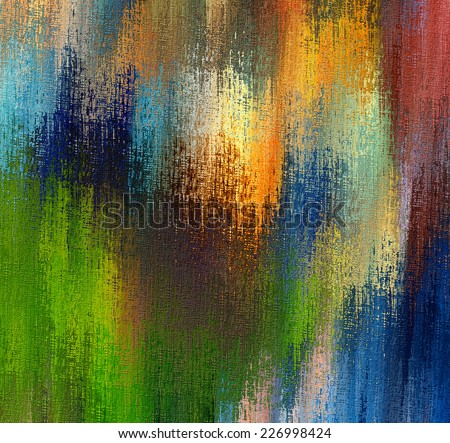 Abstract art background - stock photo