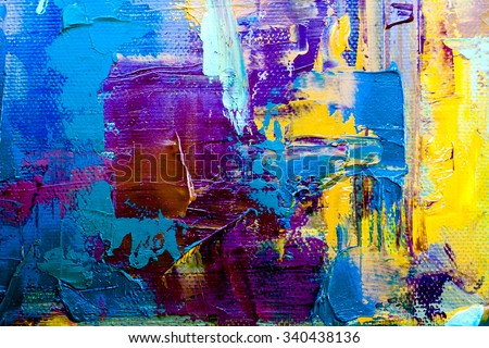 Abstract art background oil painting on stock illustration for Google paint online