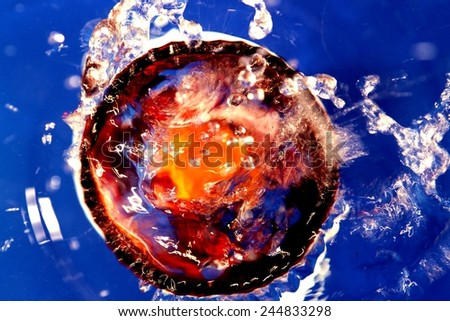 abstract art - Still Life  - stock photo