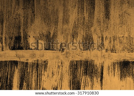Abstract Art Wall Steel Color Miscellaneous, Backgrounds & Textures - stock photo
