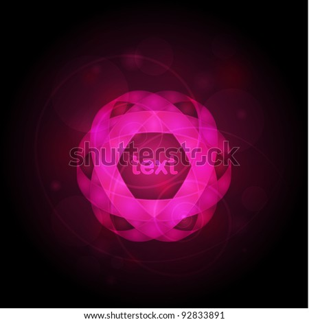 Abstract background 3 - stock photo