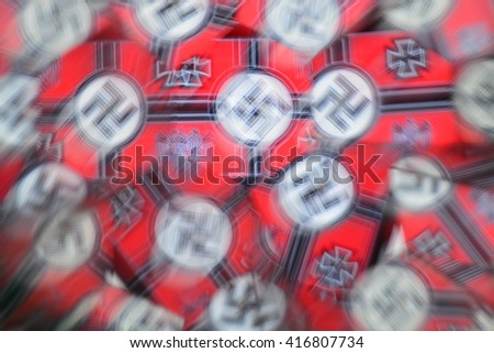abstract background, antiwar symbols, second world war