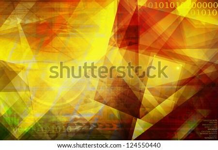 Abstract Background Art Texture - stock photo