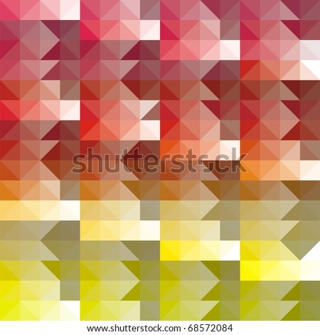 Abstract background - 512 Attractive Colors are used