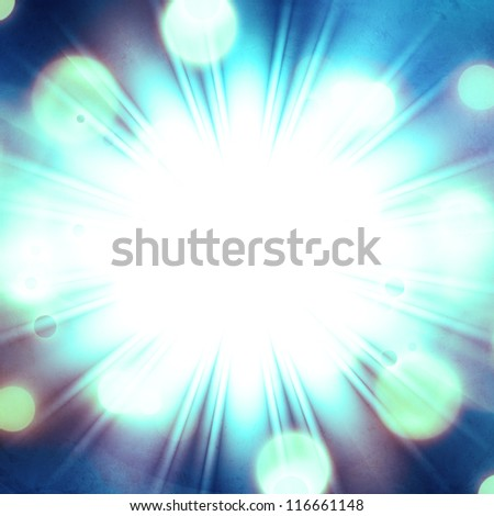 Abstract background, Beautiful rays of light. - stock photo