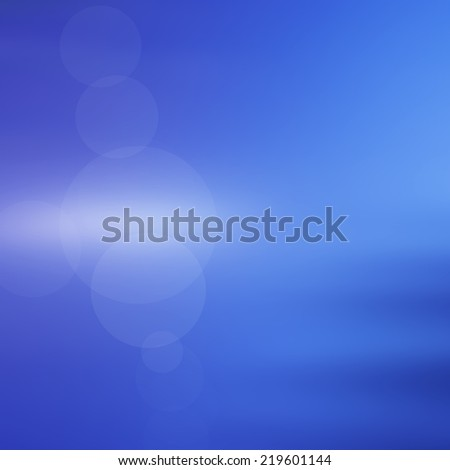 abstract background blue  - stock photo