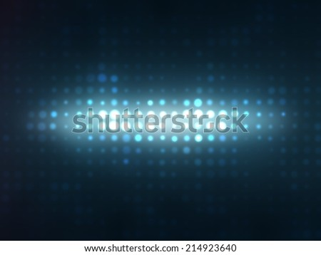 abstract background. blue geometrical background with squares an
