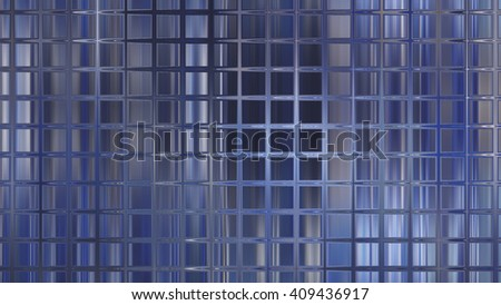 abstract background. blue mosaic