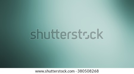 abstract background blur, smooth textured background, soft teal blue green gradient color background - stock photo
