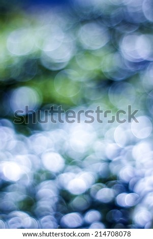 abstract background - bokeh - stock photo