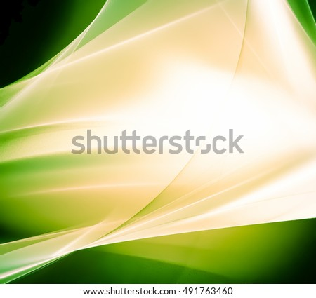 abstract background, bright and showy.