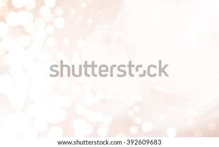 Abstract background. Brilliant brown circles for background