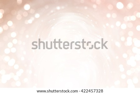 Abstract background. Brilliant brown circles for background - stock photo