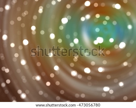 Abstract background. Brilliant multicolored circles for background illustration digital.