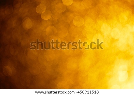 Abstract background christmas bokeh circles for Christmas background. - stock photo