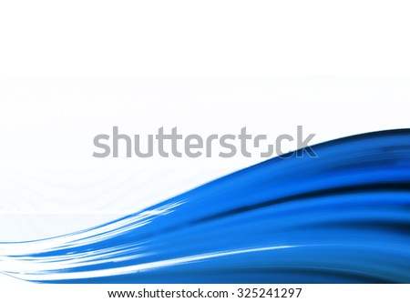 Abstract background color stripe