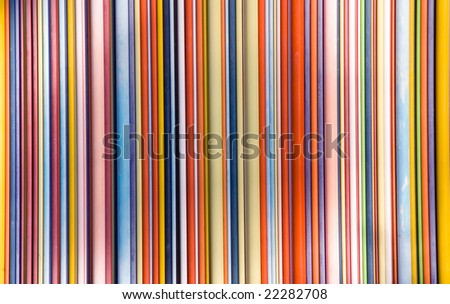 Abstract background. Colorful stripes