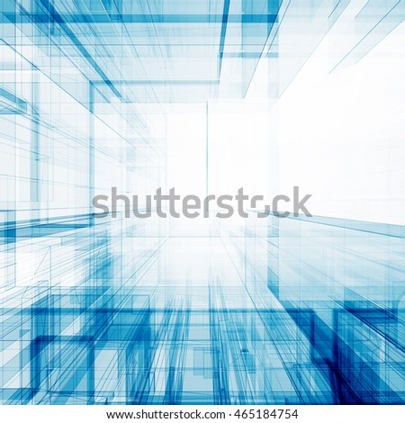 Abstract background. Concept 3D rendering