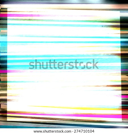 abstract background design border
