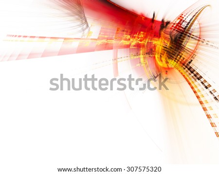 Abstract background design. Detailed computer graphics. - stock photo
