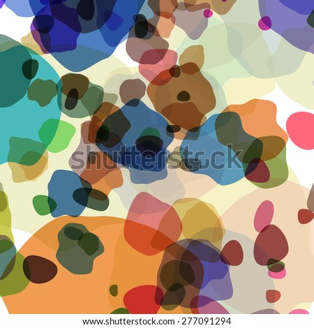 Abstract background for design, colorful digital illustration. - stock photo