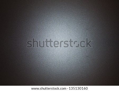 abstract background from the grey frosted glass - stock photo