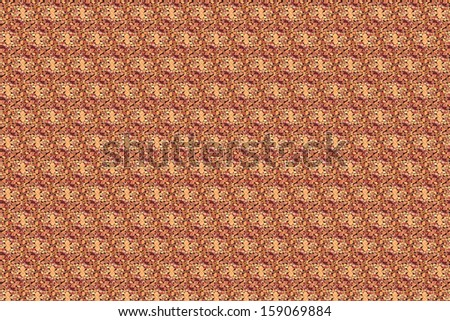 Abstract background from wine bottle old corks  - stock photo