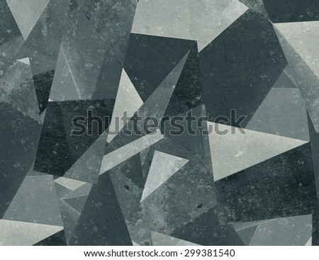Abstract background. Geometric abstract background - stock photo