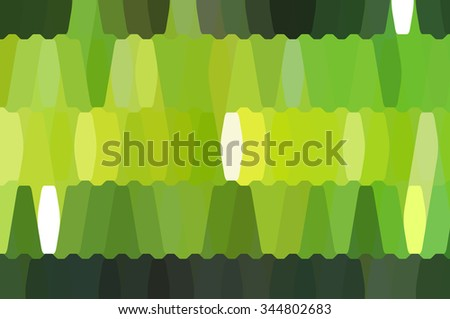 abstract background. green mosaic