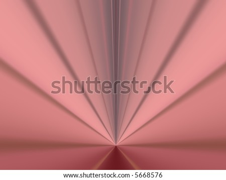 abstract background illustration rendered from fractal