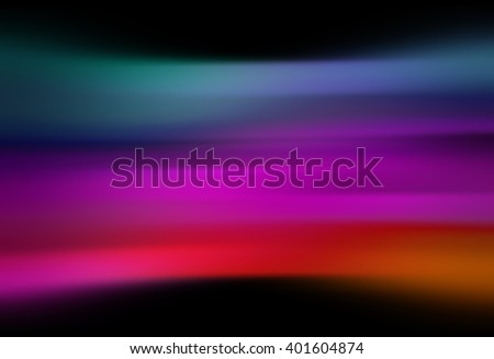 Abstract background illustration, smooth bright pink color waves