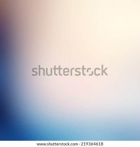 Abstract background in blue color - stock photo