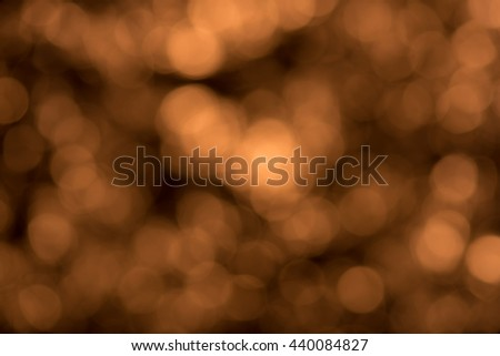 abstract background in lighting bokeh