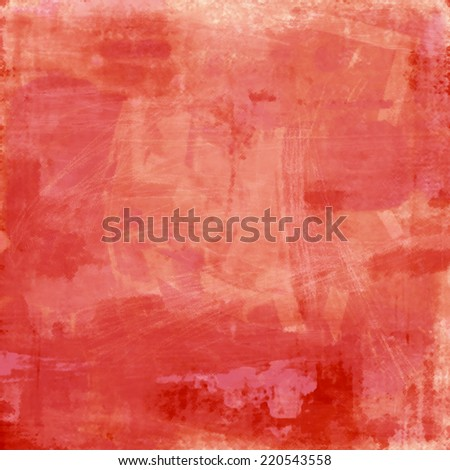 Abstract Background in Red Orange Colors - stock photo