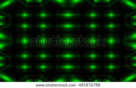Abstract background Laser light multicolored for design , Pattern fame