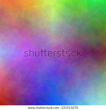 abstract background like rainbow watercolor paper texture - stock photo
