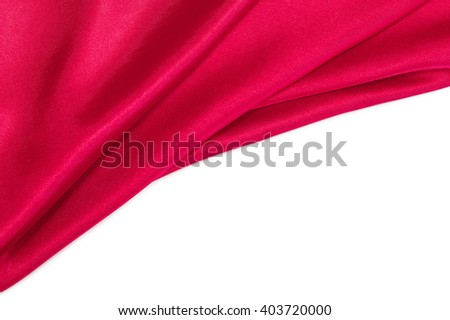 abstract background luxury cloth or  wave or wavy folds of grunge silk texture satin velvet material or luxurious background  - stock photo