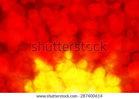 abstract background of a bokeh circles - stock photo