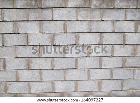 abstract background of a brick wall